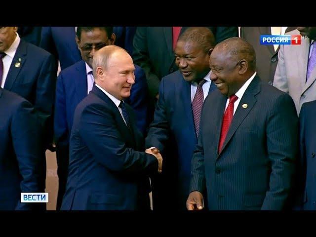 Путин бросает BЫЗОВ США! Россия включилась в БОРЬБУ за Африку