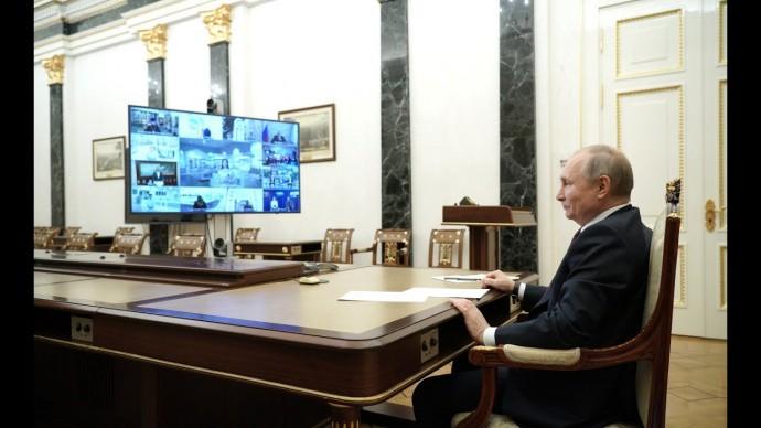 """""""Праздник для всех нас"""". О чем говорил Путин в годовщину воссоединения Крыма с Россией"""