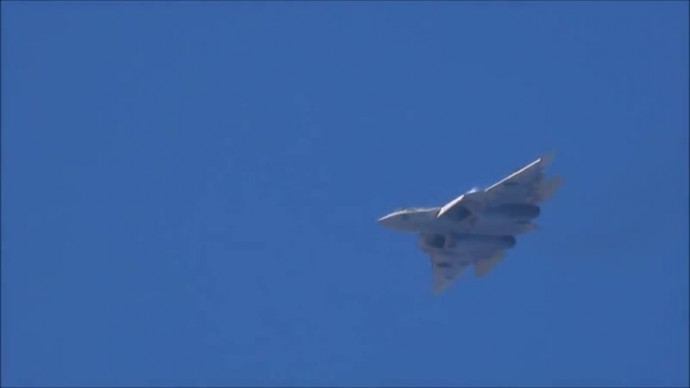 MAKS 2019 Sergey Bogdan Steals the Show with the Su-57 - HD 50fps