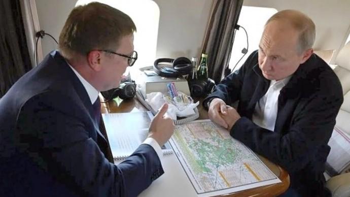 Срочно! Путина ОШАРАШИЛ масштаб природных бедствий в России!