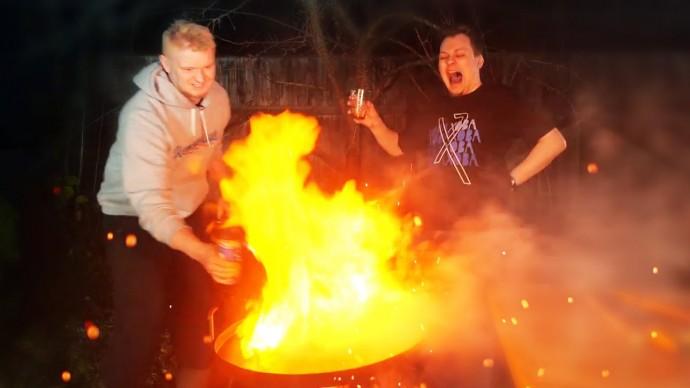 Как Хова сжигал дорогущий стейк...