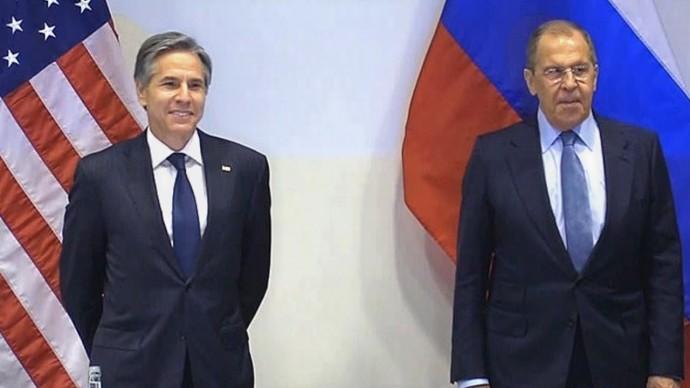 Срочно! Первые ЗАЯВЛЕНИЕ со встречи Лаврова с госсекретарём США!