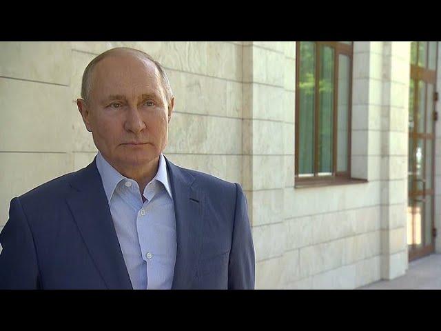 Путин призвал к продолжению активной вакцинации