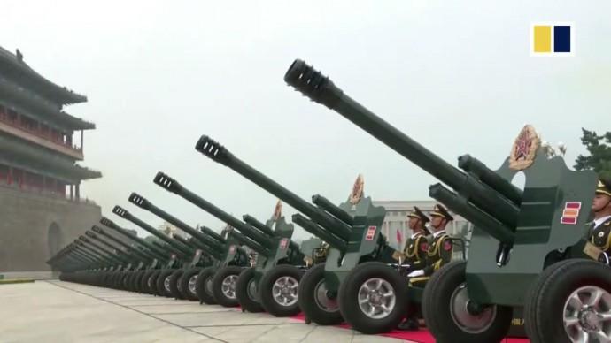 Запад в ШОКЕ! Китай c РАЗМАХОМ отпраздновал 100-летие Компартии!