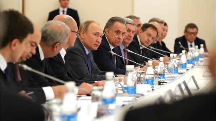 Путин: в РФ нет темы важнее, чем межнациональные отношения. Совет по межнациональным отношениям