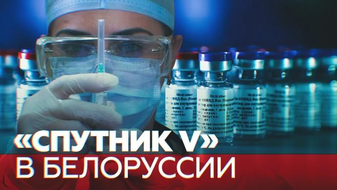 В Белоруссии начали испытания российской вакцины от коронавируса на добровольцах