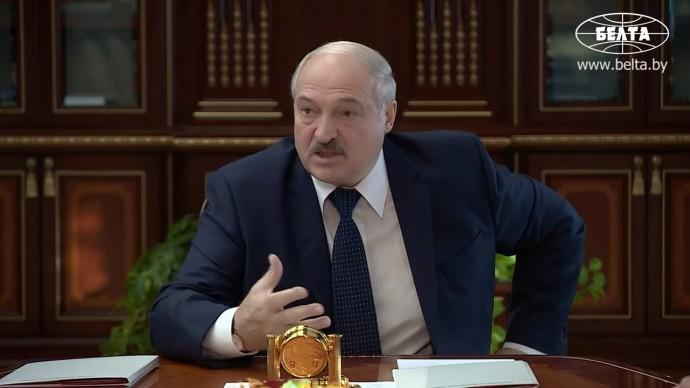 Лукашенко заявил, что Белоруссия пойдет в НАТО, если так решит народ!