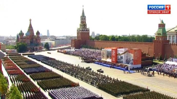 Парад ПОБЕДЫ 2020, который НЕ ПОКАЗАЛИ на Украине! Полная ВЕРСИЯ!