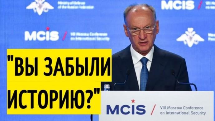 Генерал России РАЗНОСИТ Запад! Мощное выступление!