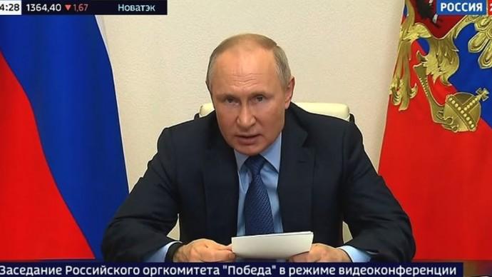 Запад ПРОМЫЛ вам мозги! Мощное ЗАЯВЛЕНИЕ Путина!