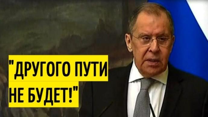 Срочное ЗАЯВЛЕНИЕ Лаврова о судьбе Карабаха и реакции Турции на перемирие!