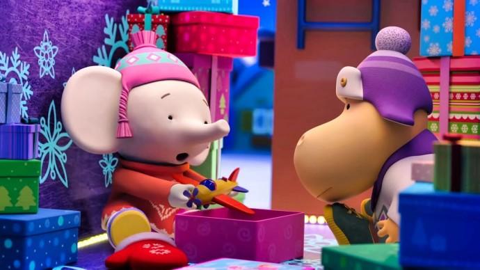 Тима и Тома - ✨ Новогоднее Чудо   Мультфильм HD - Приключенческий мультик
