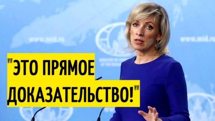 """""""Почему Европа МОЛЧИТ об этом?!"""" Россия подловила США на откровенной лжи!"""