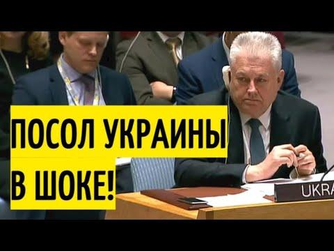 Заявление Небензи ОШАРАШИЛО западных защитников Украины!