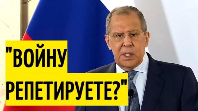 НАТО в ИСТЕРИКЕ! Лавров ОШЕЛОМИЛ западных партнёров!