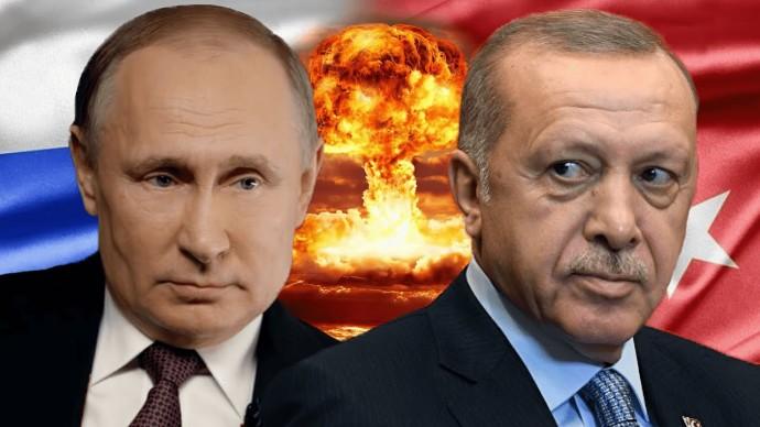 Зачем Эрдогану бойня на Кавказе и кто его остановит?