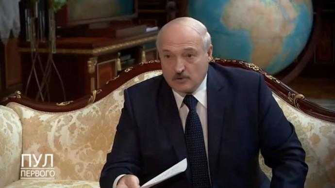 Срочно! Лукашенко заявил о ПЕРЕХВАТЕ разговора Варшавы с Берлином по Навальному!