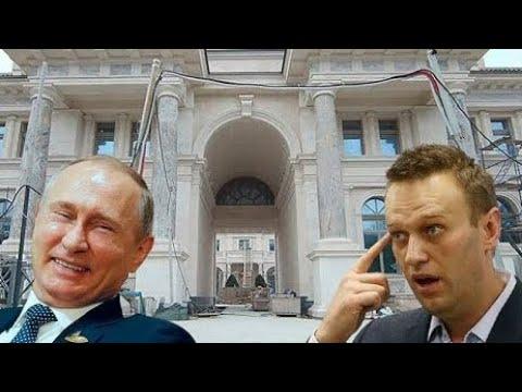 """""""Дворец для Путина"""". Фильм Навального оказался ложью. Доказательства"""