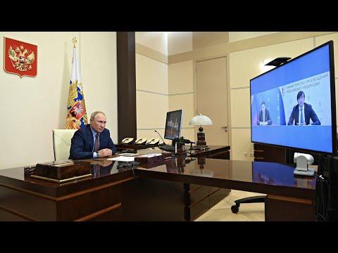 """Путин поручил начать """"школьные"""" выплаты со 2 августа"""