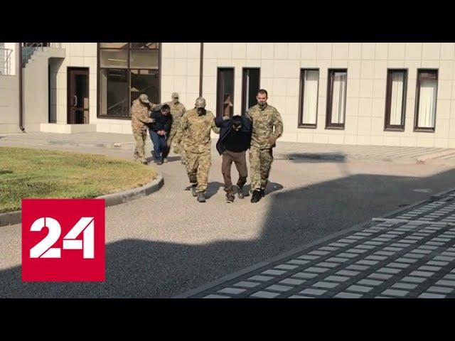 В Дагестане задержаны участники банд Хаттаба и Басаева - Россия 24