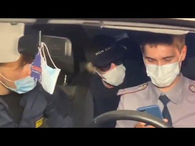 Михаил Ефремов отправлен под домашний арест на два месяца — видео