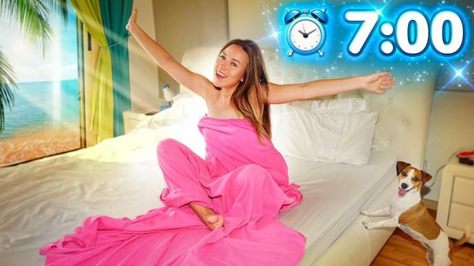 МОЕ УТРО НА МОРЕ - My Morning Routine - Кипр #11 | Elli Di