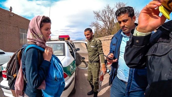 Иран 2020. Задержала полиция. Убегаем из страны. Что с нами будет #6