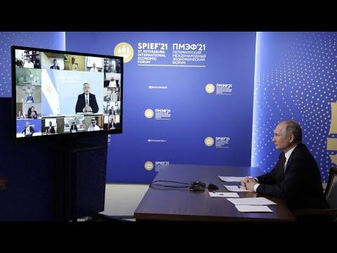 Путин заявил о попытках ограничить применение российской вакцины