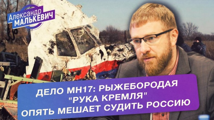 Дело MH17: кто и что мешает судить Россию? (Александр Малькевич)