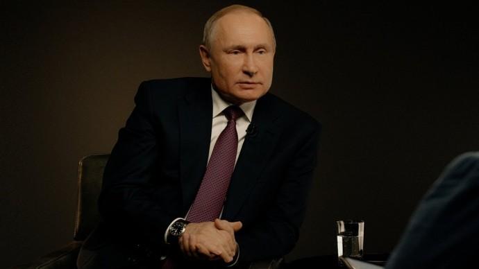 20 вопросов Владимиру Путину. О среднем классе и доходах населения (интервью ТАСС). Часть 16