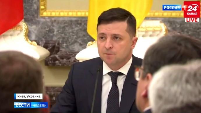 Новый СКАНДАЛЬНЫЙ проект Украины! Зеленский на пути к КАТАСТРОФЕ! Последние новости