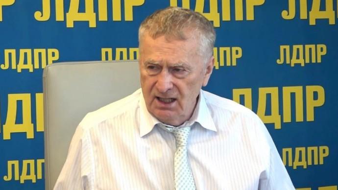 Срочно! Жириновский об отношениях России с Западом!