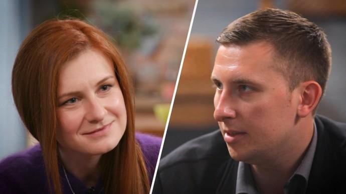 «Я — Голунов для патриотов»: журналист Андрей Евгеньев | ОСВОБОЖДЁННЫЕ с Марией Бутиной