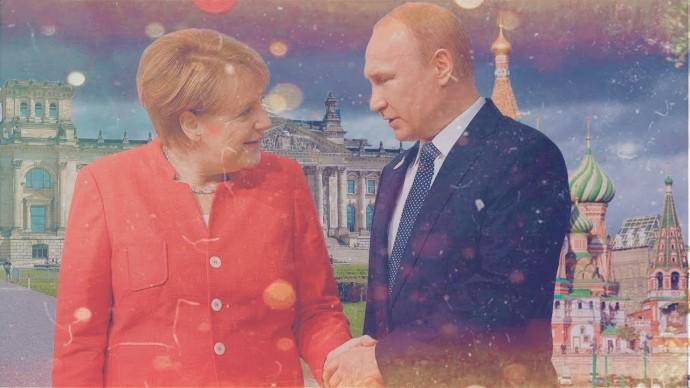 Зачем Германии выход из Евросоюза и создание нового Союза с Россией