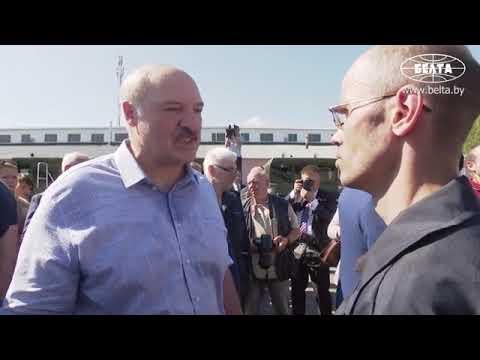 """""""Я этого НЕ ПОТЕРПЛЮ!"""" Лукашенко ЖЁСТКО ответил на ВОПРОС протестующих!"""