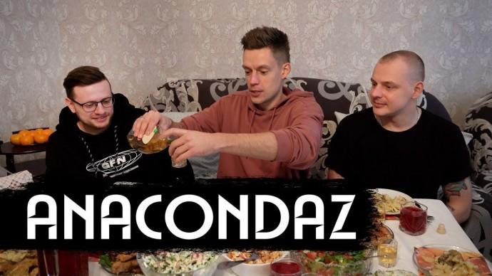 Anacondaz – про Россию и Родину-мать / вДудь