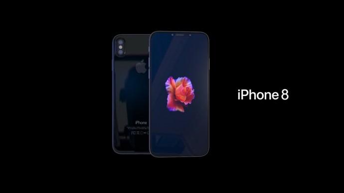 iPhone X Concept 2017