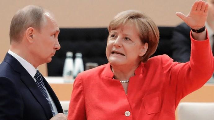 Зачем Меркель срочно прилетела к Путину