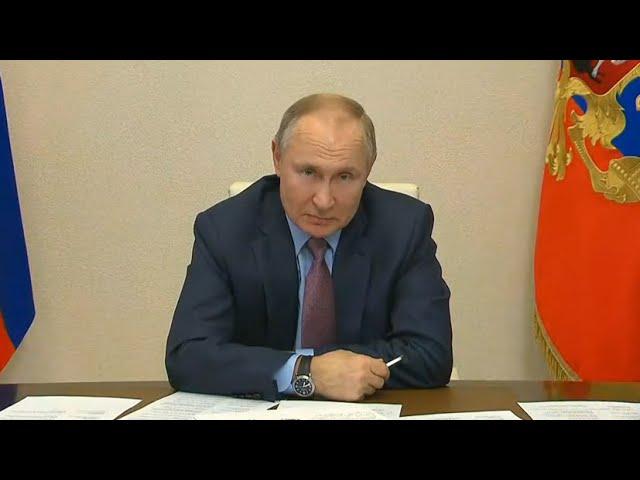 Путин провёл закрытую встречу с главными редакторами российских СМИ