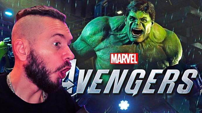 ЛУЧШИЙ СУПЕРГЕРОЙ МАРВЕЛ ПРОТИВ ХАЛКА! - Marvel's Avengers