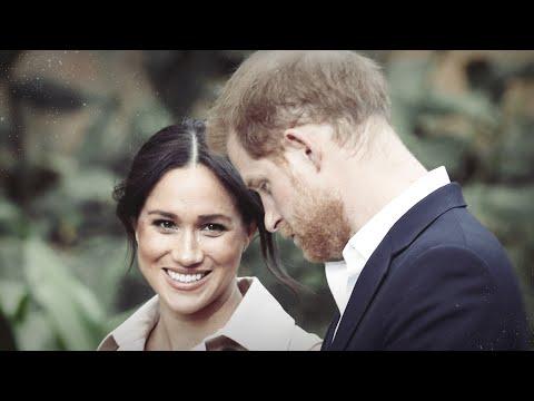 Принц Гарри и Меган Маркл сложили с себя королевские полномочия