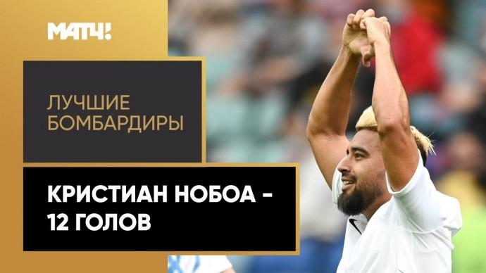Кристиан Нобоа. Лучшие бомбардиры Тинькофф РПЛ 2020/21