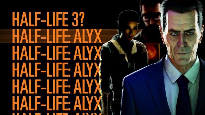 Half-Life: Alyx — разбор игры