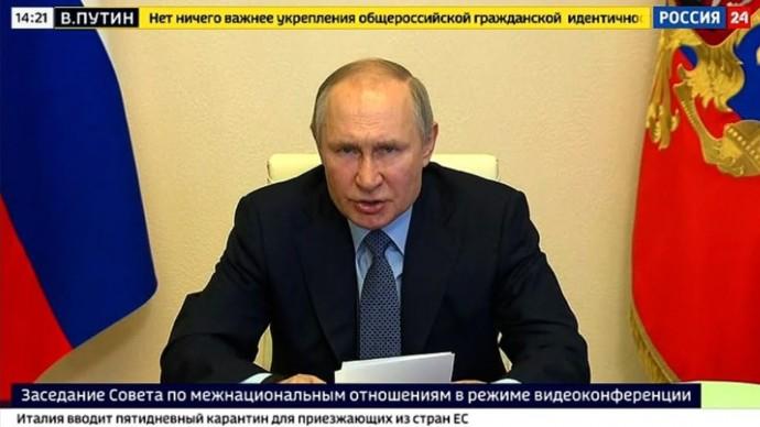Мы этого НЕ ДОПУСТИМ! Срочное заявление Путина!