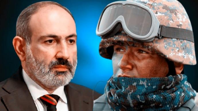 Отстранят ли армянские вoeнныe Пашиняна от власти?