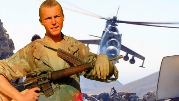 Ветеран США: «Русские - это самый опасный враг»