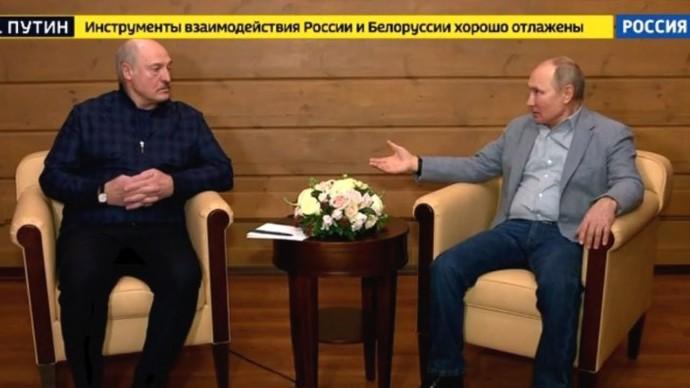 Эксклюзив! Первые ЗАЯВЛЕНИЯ со встречи Путина и Лукашенко в Сочи!