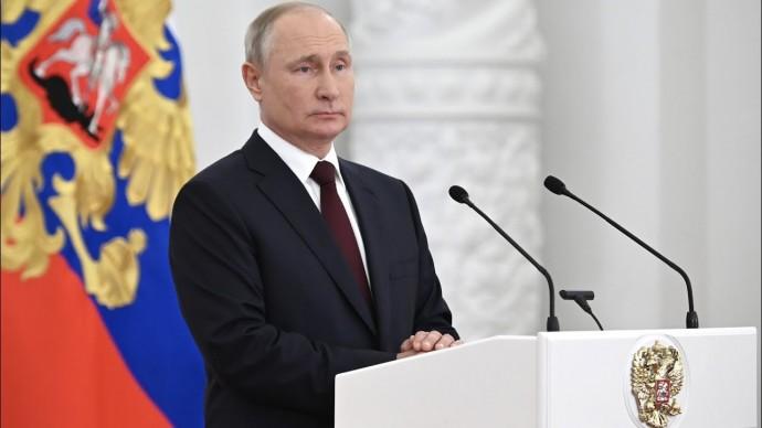 Путин: Россия вскоре поставит на боевое дежурство новые уникальные системы вооружений
