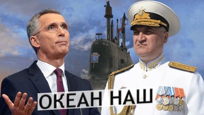 6 русских подлодок могут уделать весь флот НАТО