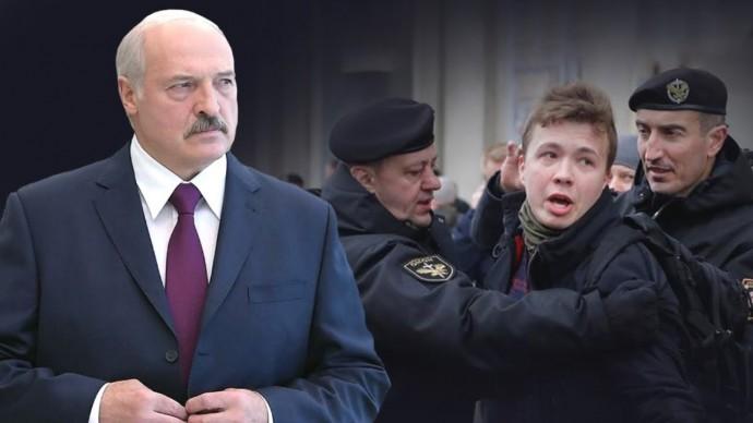Лукашенко АРЕСТОВАЛ основателя NEXTA! Обсуждение
